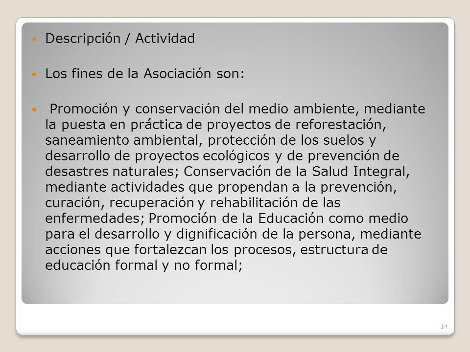Asociacion de Beneficio Comunitario para El Salvador – ABCOSAL Categoria: Educación al desarrollo y sensibilizaciónEducación al desarrollo y sensibili