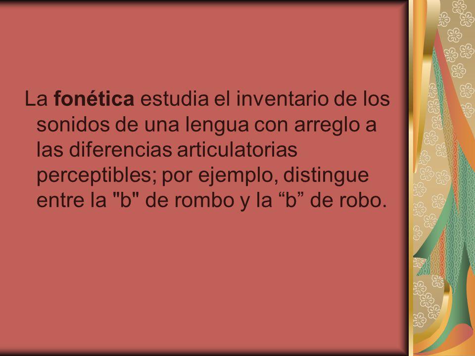 Morfemas: unidades mínimas de la lengua con significado (léxico o gramatical), estudiados por la Morfología.