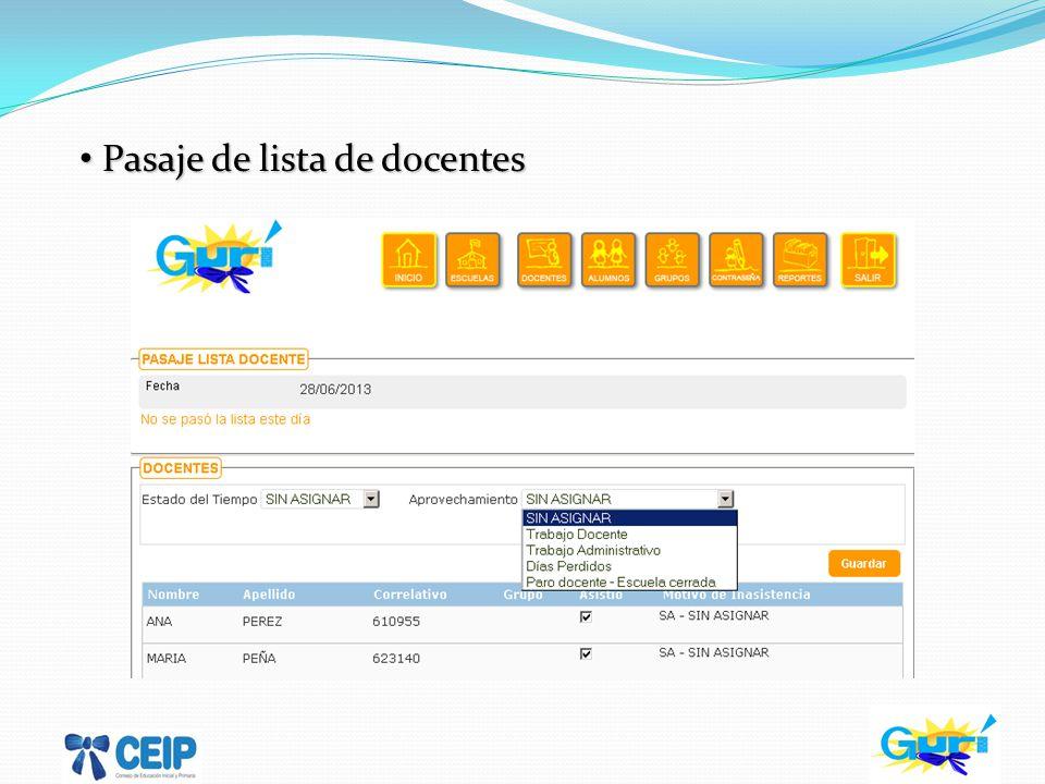 3.2) ACTUALIZACIÓN DE DOCUMENTOS.