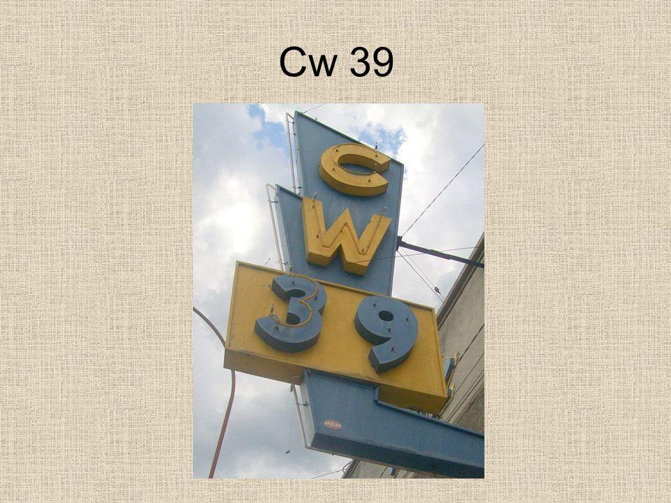 Cw 39