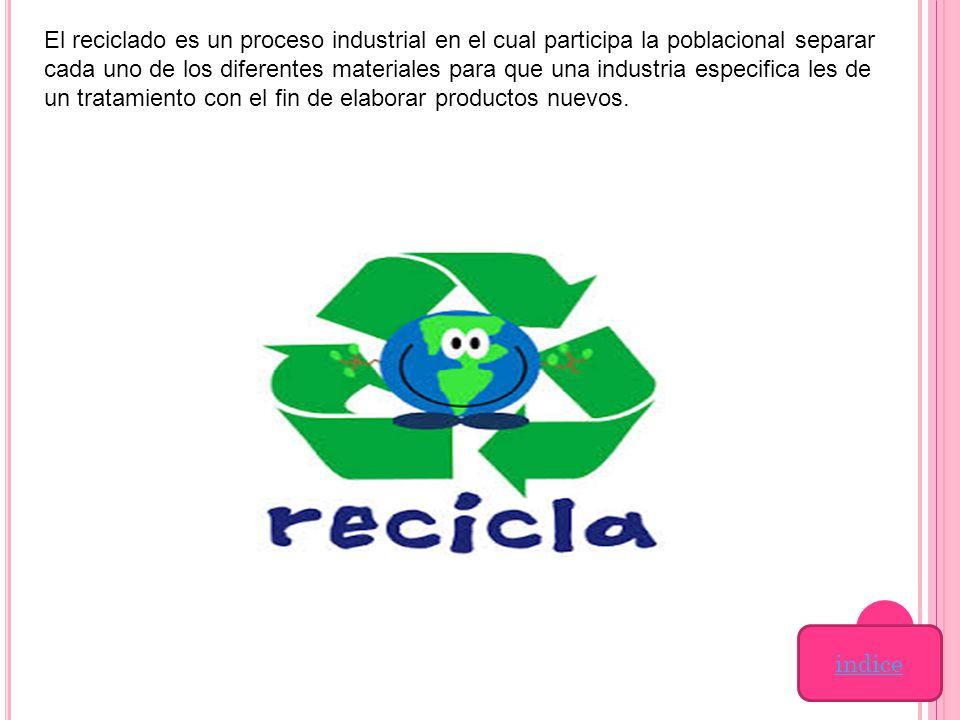 El reuso consiste en volver a usar un recurso determinado en la misma funcion para la que fue elaborado en otra diferente. recicla