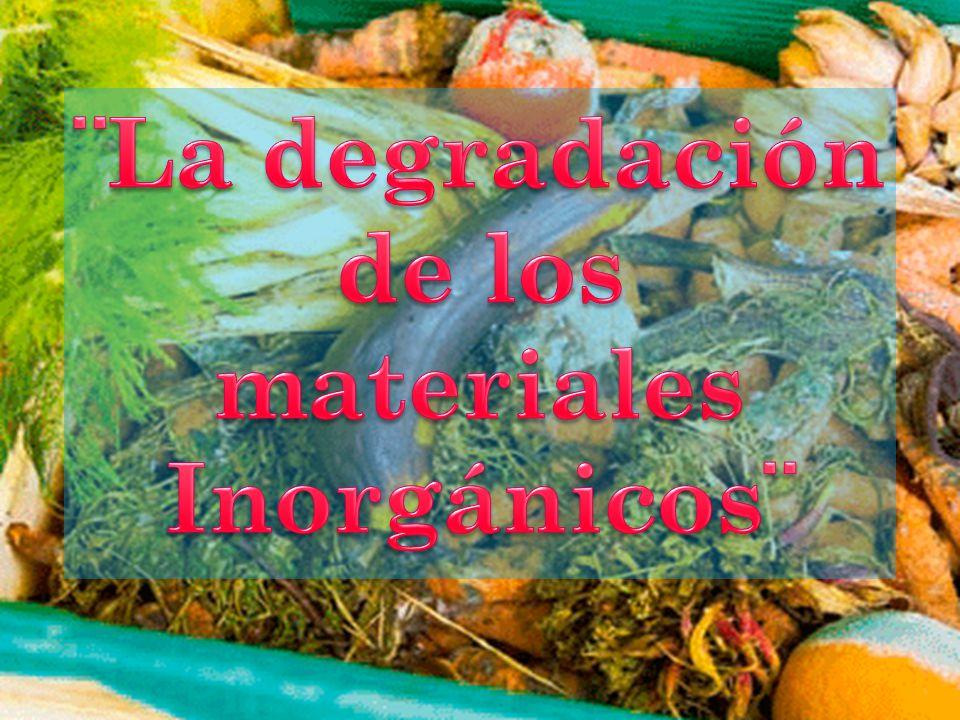 El reciclado es un proceso industrial en el cual participa la poblacional separar cada uno de los diferentes materiales para que una industria especif