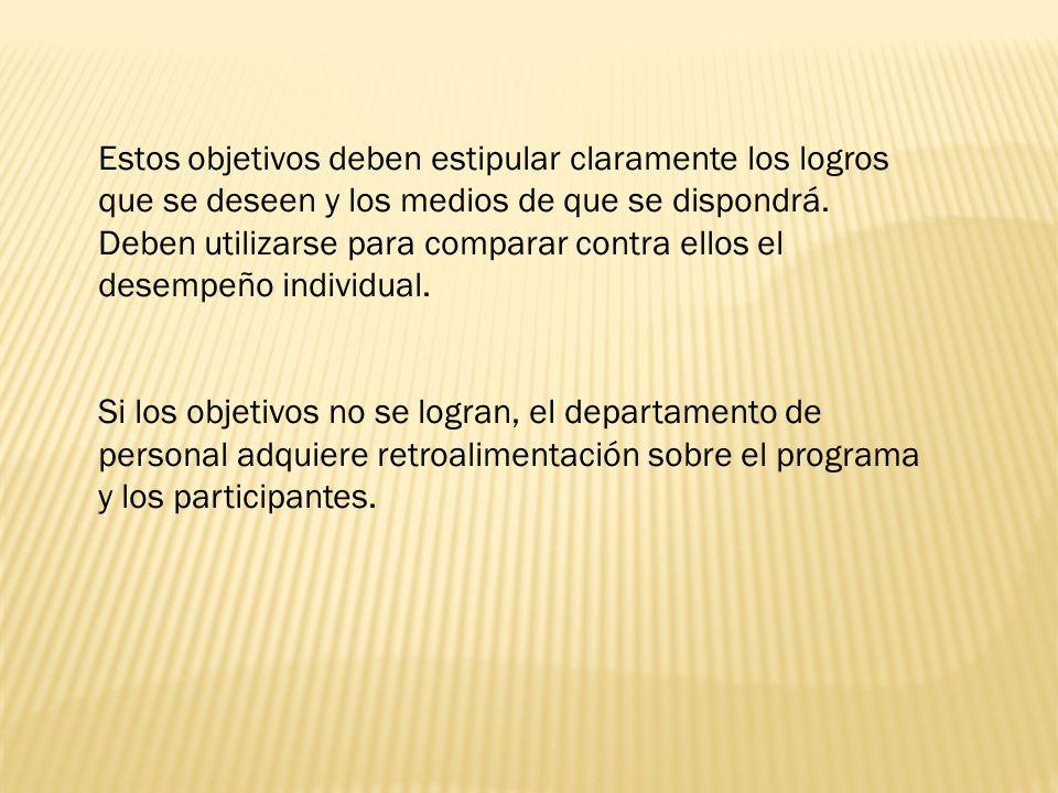 Los principales objetivos de la capacitación son: 1- Preparar al personal para la ejecución de las diversas tareas particulares de la organización.