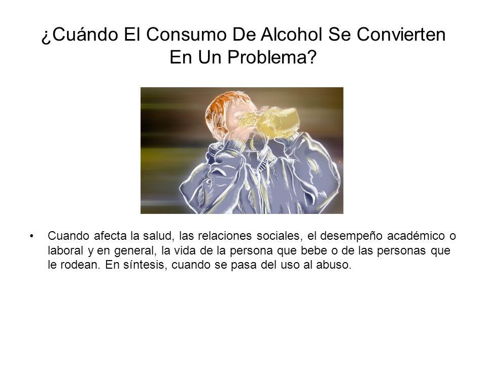 Motivar y/o aceptar el consumo de alcohol y otras sustancias adictivas en el núcleo familiar. Falta de seguimiento al comportamiento de los hijos.