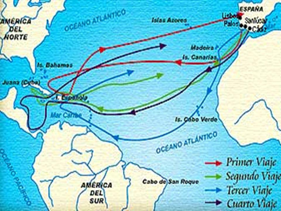 La colonización portuguesa En abril de 1500, una expedición comandada porPedro Álvares Cabral, arriba a la costa brasilera, tomando la tierra en nombre del Reino de Portugal.