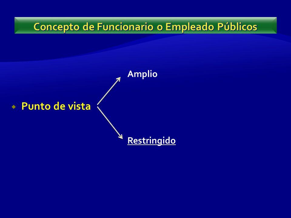 por medio de la cual realizan o contribuyen a que se realice la función administrativa (material u objetivo) Actividad encuadrada dentro del régimen común aplicable a la función o empleo público, o en norma preexistente.