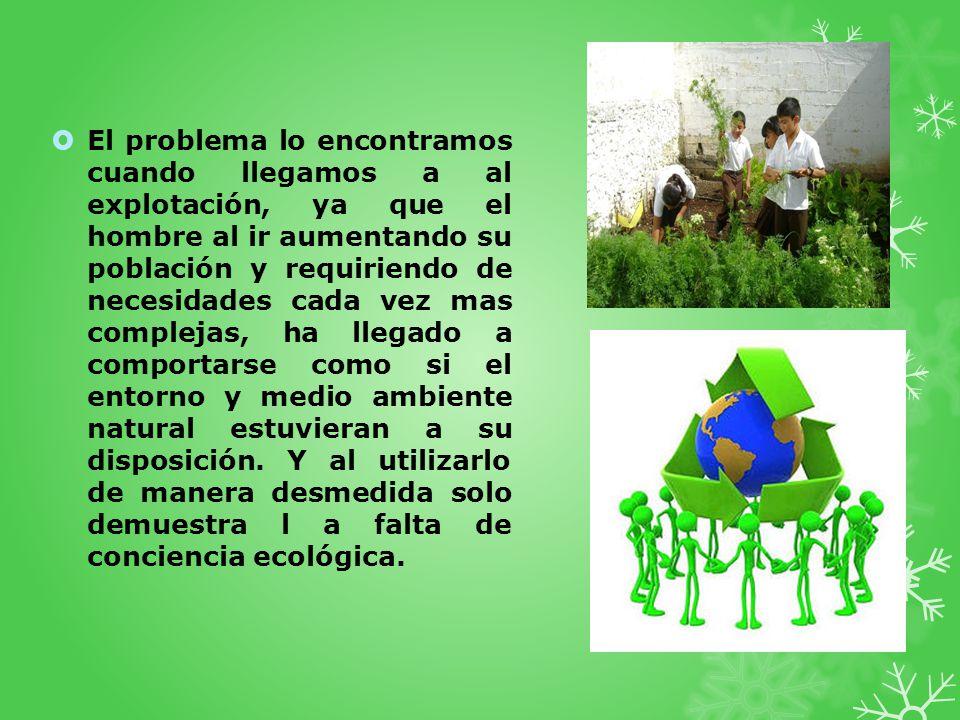 PROBLEMAS GENERADOS POR LA CONTAMINACION DEL SER HUMANO Contaminación del agua Contaminación del aire Calentamiento global Con todo esto ha surgido la necesidad de desarrollar una ética ambiental.