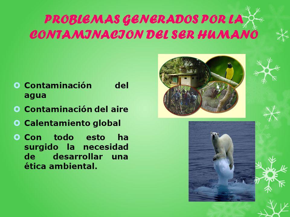 Ya que la globalización de la crisis ecológica transciende fronteras.