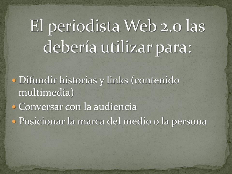 Cuestión de públicos Nació: Febrero 2004 # de usuarios 300 millones # de usuarios en Colombia 6.500.000 Facebook.com es el tercer sitio web mas visitado en Colombia, detrás de Hotmail y Google Nació: Marzo 2006 # de usuarios 50 millones
