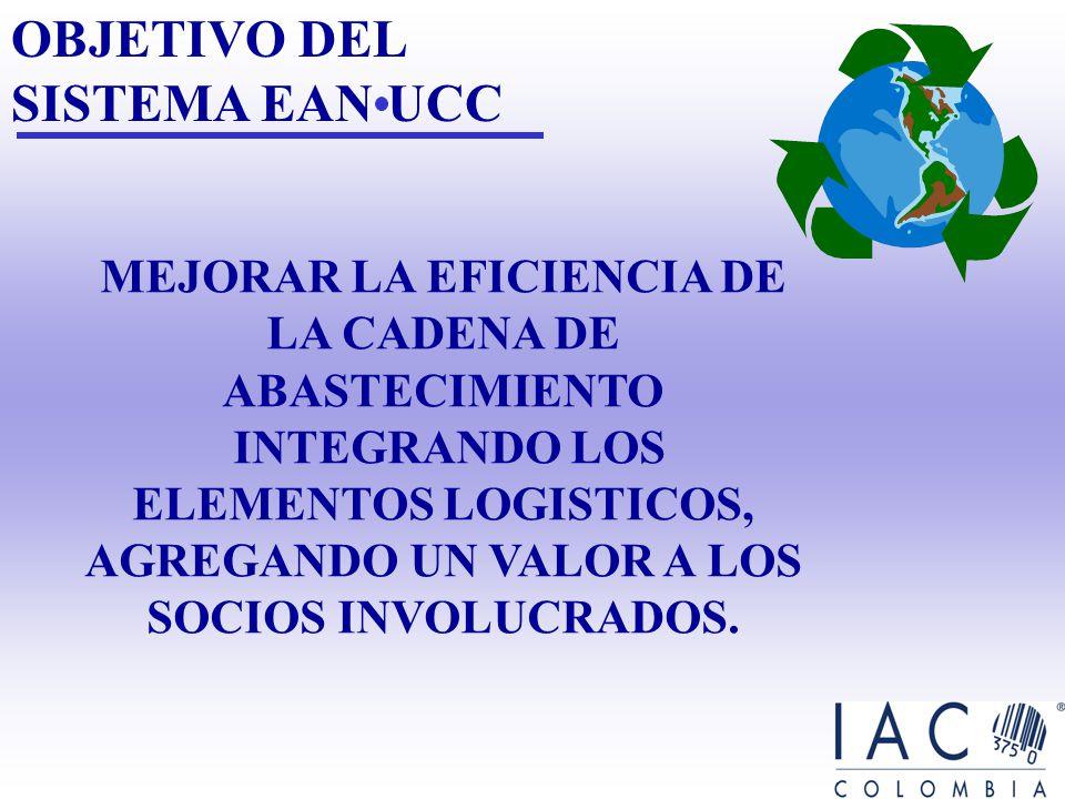 Conocida originalmente como European Article Numbering Association fue fundada en 1977 como una asociación sin ánimo de lucro, bajo las leyes de Bélgi