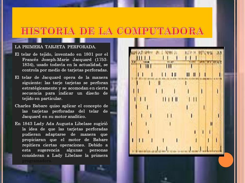 C LASIFICACIÓN DE LAS COMPUTADORAS Minicomputadoras : En 1960 surgió la minicomputadora, una versión más pequeña de la Microcomputadora.