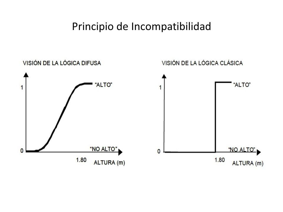Principio de Incompatibilidad