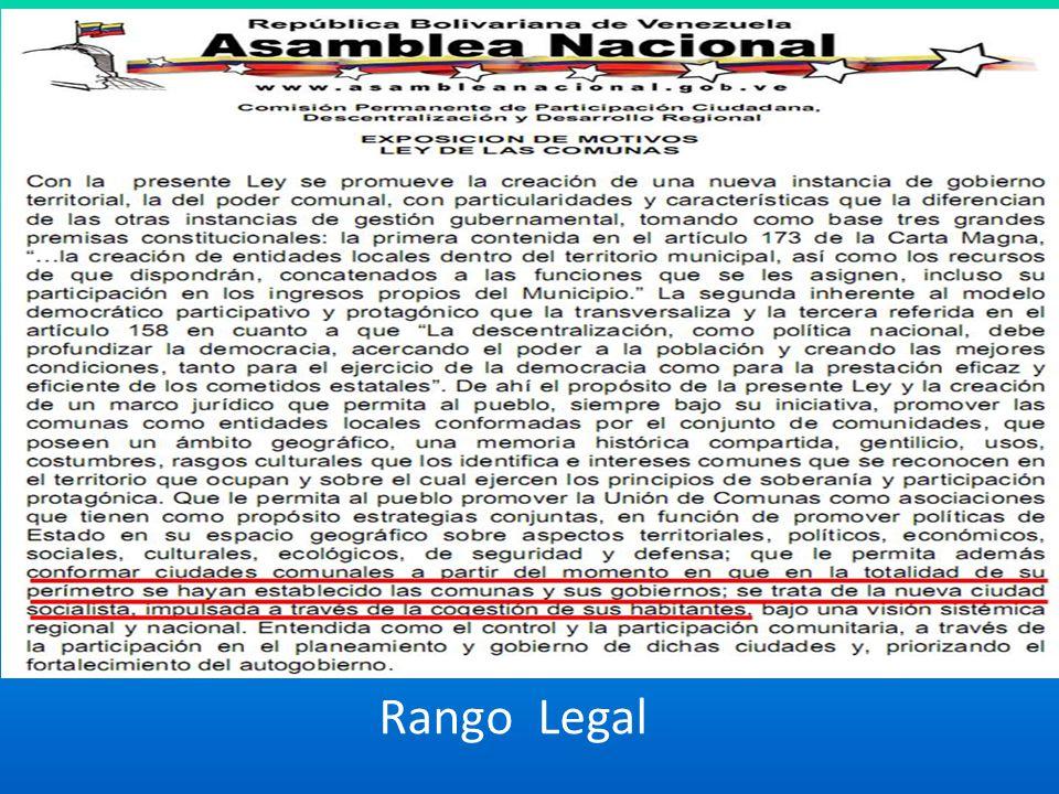 Rango Legal