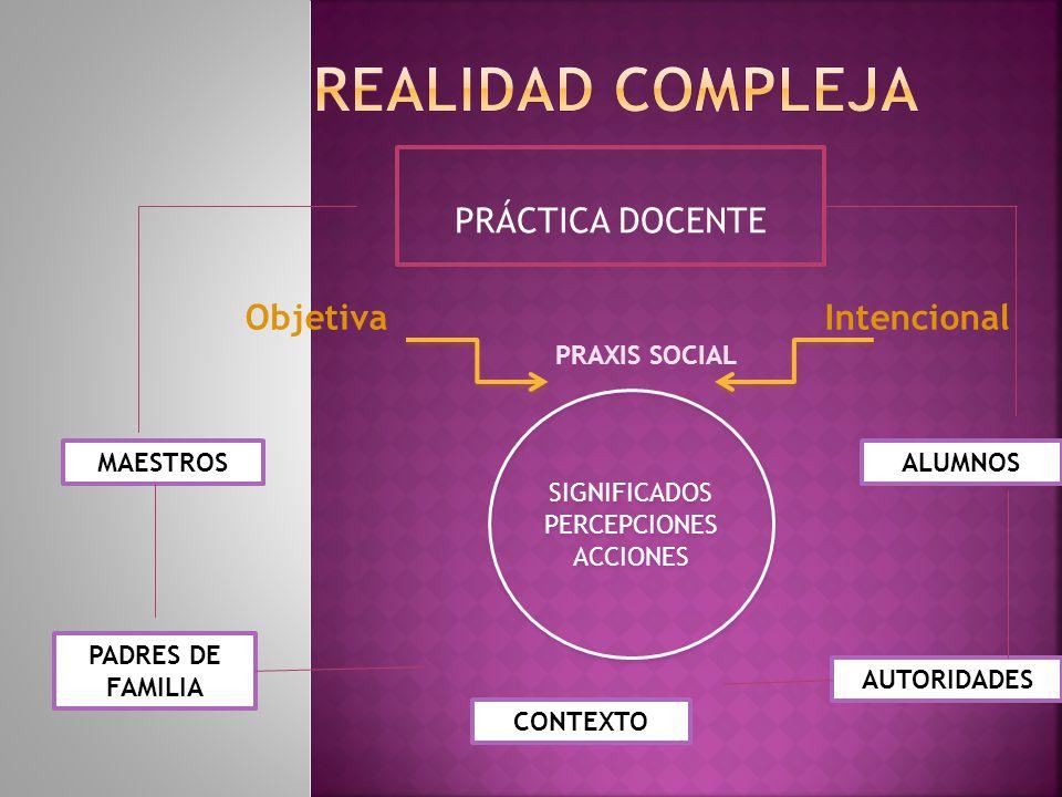 R.EDUCATIVA R. DIDÁCTICA- PEDAGÓGICA R. CON EL ENTORNO R.