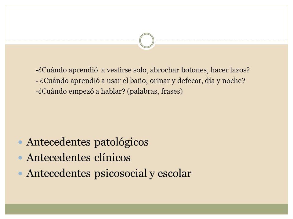 Derivaciones Psicopedagogo, para realizar intervención psicopedagógica Neurólogo, para descartar dificultades a nivel neuronal.