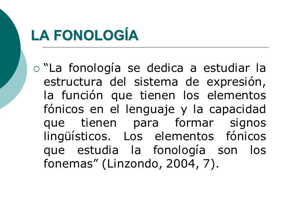 LA FONÉTICA La fonética se encarga de describir y examinar las propiedades físicas de los sonidos reales emitidos por los seres humanos, descubriendo