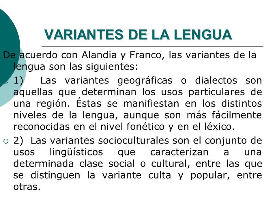 LA LENGUA Lengua es el conjunto o totalidad de los signos lingüísticos que son empleados por una colectividad en su comunicación o interinformación (D