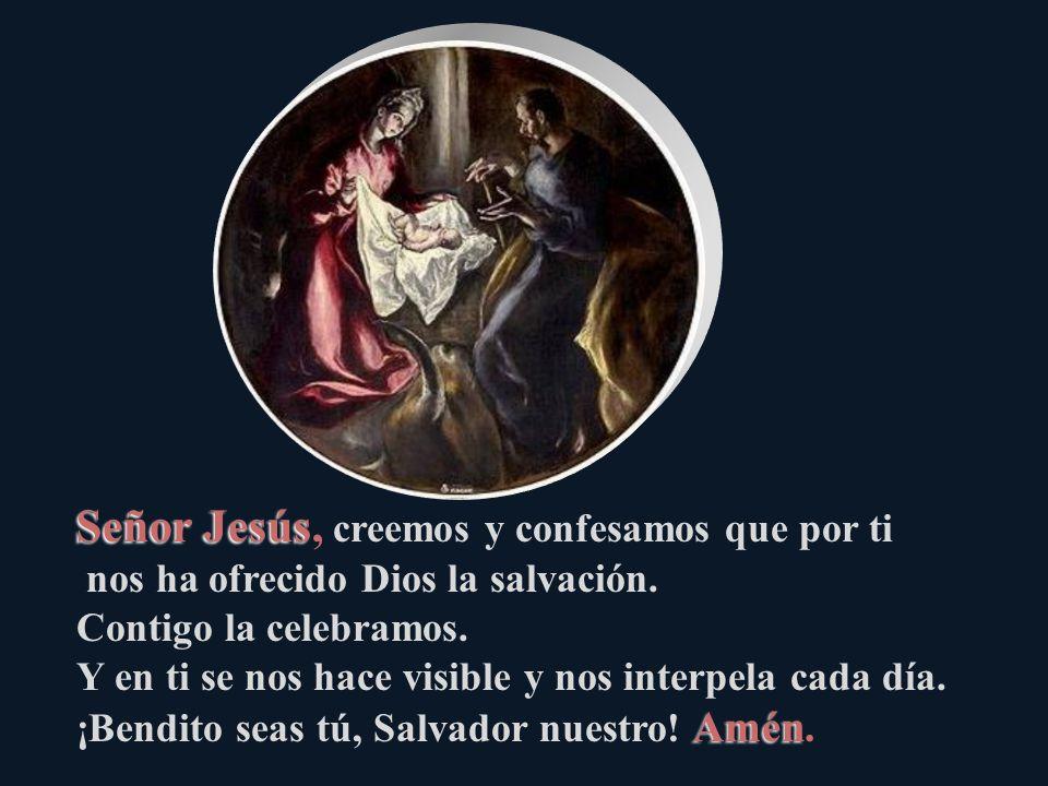 Ese nombre proclama que la salvación no nace de la fuerza o el ingenio del ser humano, sino que es siempre un don gratuito de Dios.
