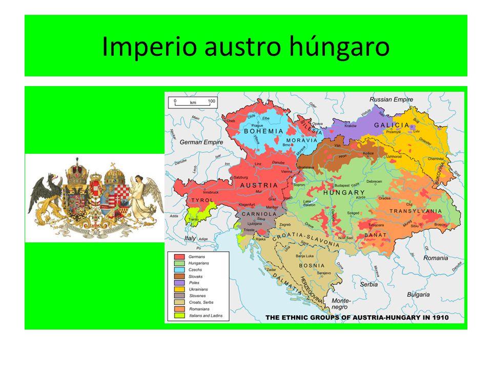 Imperio austro húngaro