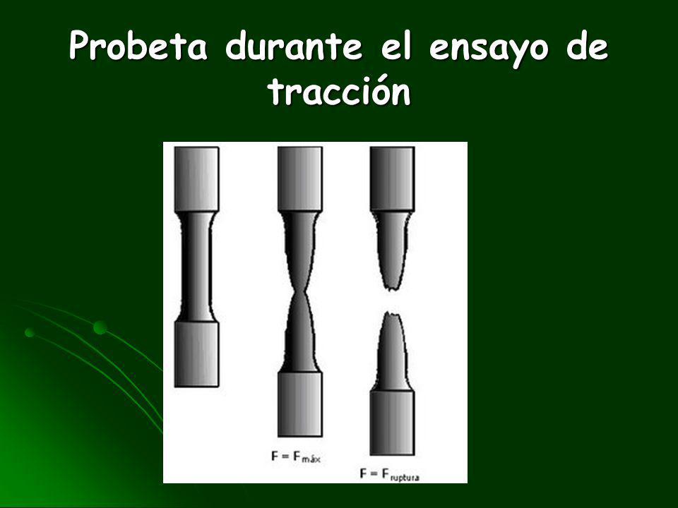 PROBETAS Se emplean en general de formas cilíndricas, en las cuales la relación altura/diámetro se toma como una constante. El valor de esta relación