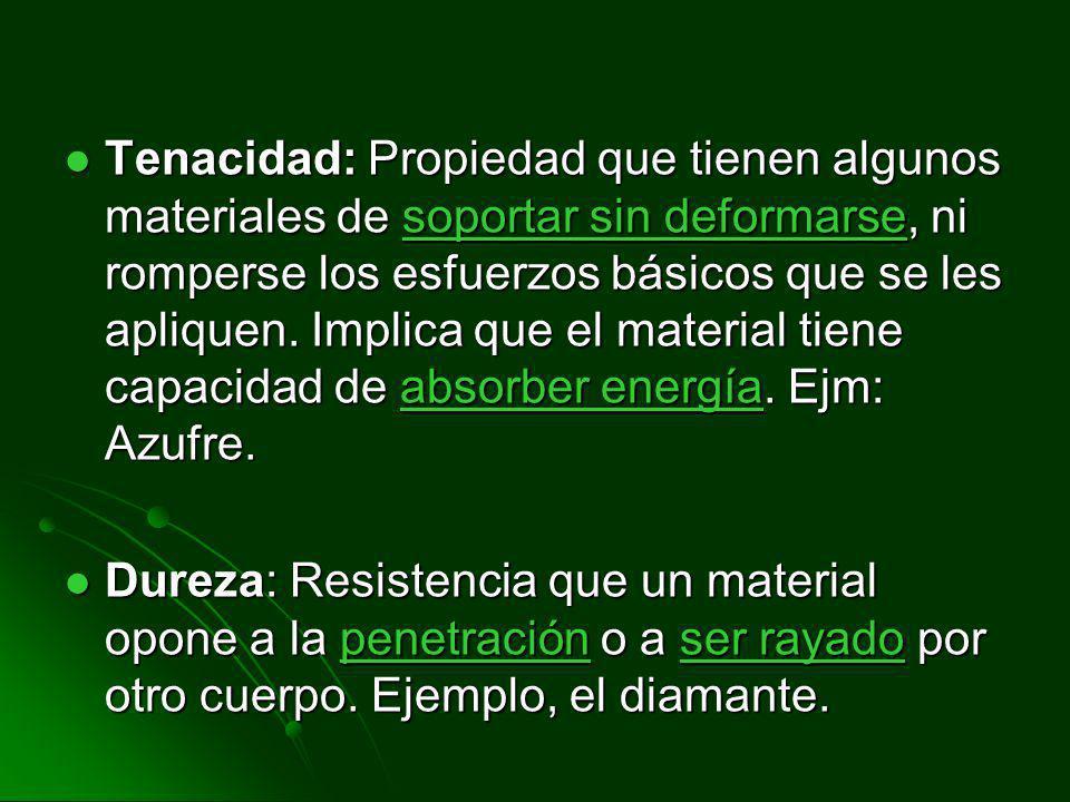 1.ESFUERZO DE FLUENCIA O CEDENCIA.