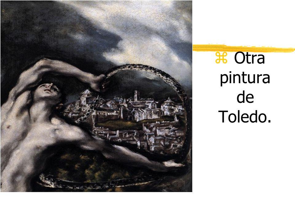 z Otra pintura de Toledo.