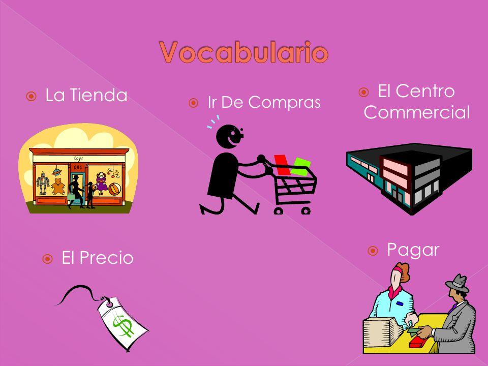 La Tienda El Centro Commercial Ir De Compras El Precio Pagar