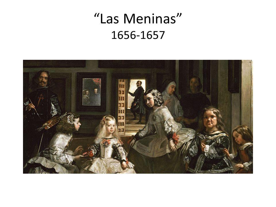 Las Meninas 1656-1657