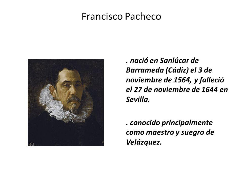 Francisco Pacheco.