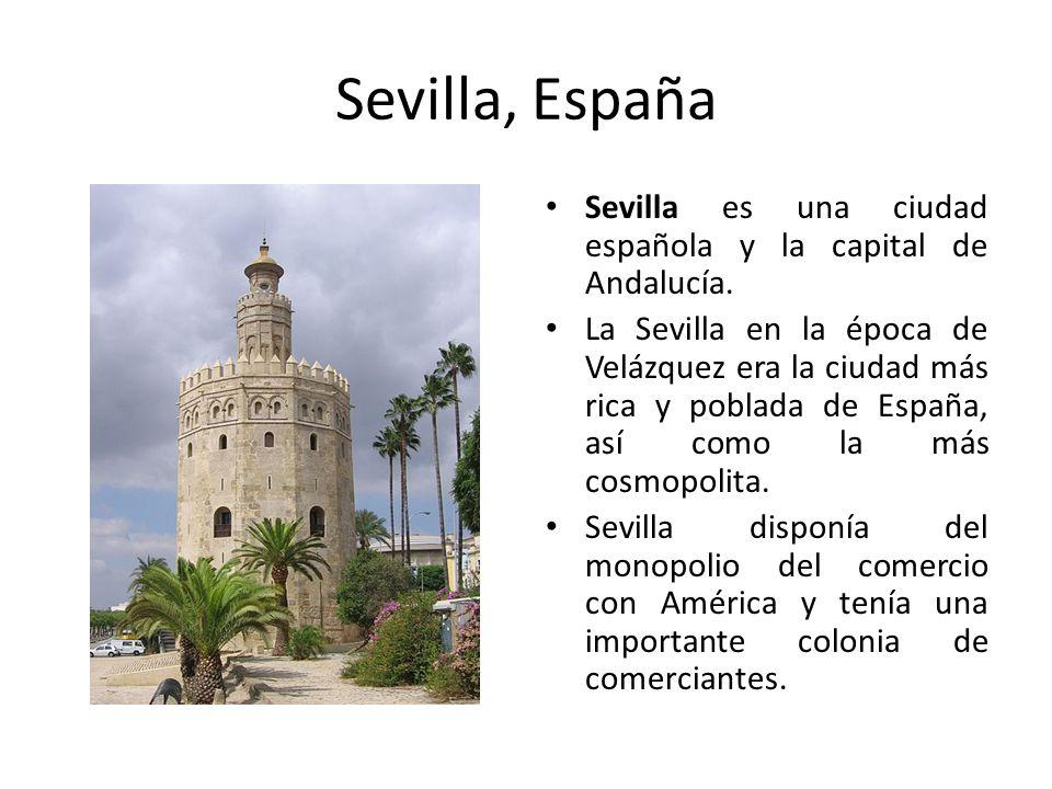 Sevilla, España Sevilla es una ciudad española y la capital de Andalucía.