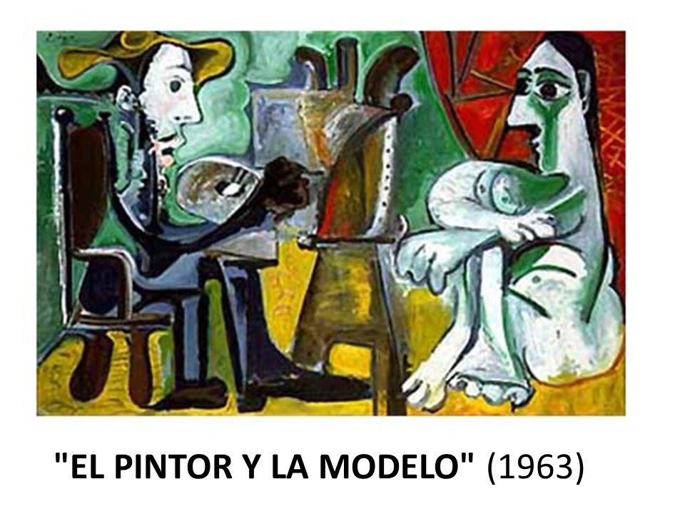 EL PINTOR Y LA MODELO (1963)