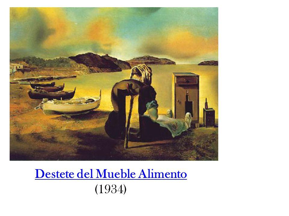 Destete del Mueble Alimento Destete del Mueble Alimento (1934)