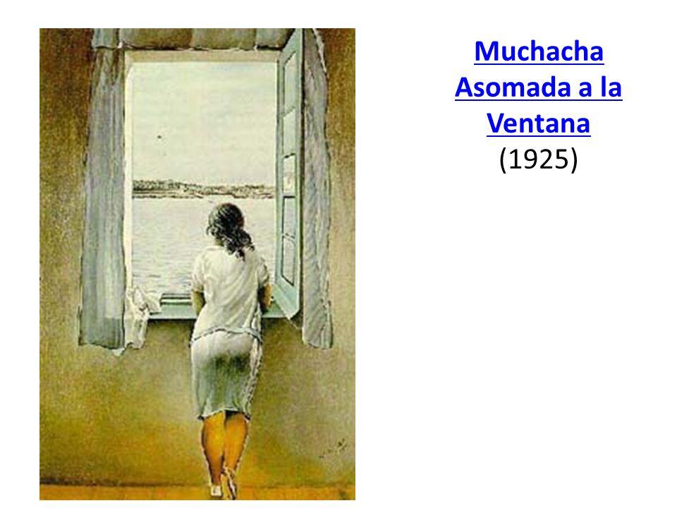 Muchacha Asomada a la Ventana Muchacha Asomada a la Ventana (1925)