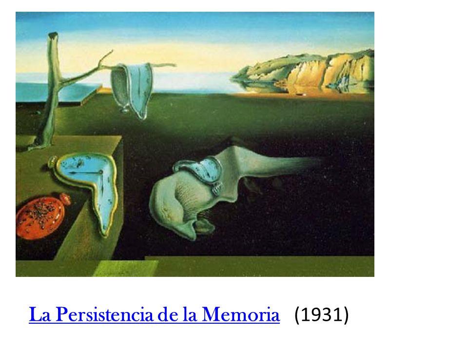 La Persistencia de la MemoriaLa Persistencia de la Memoria (1931)
