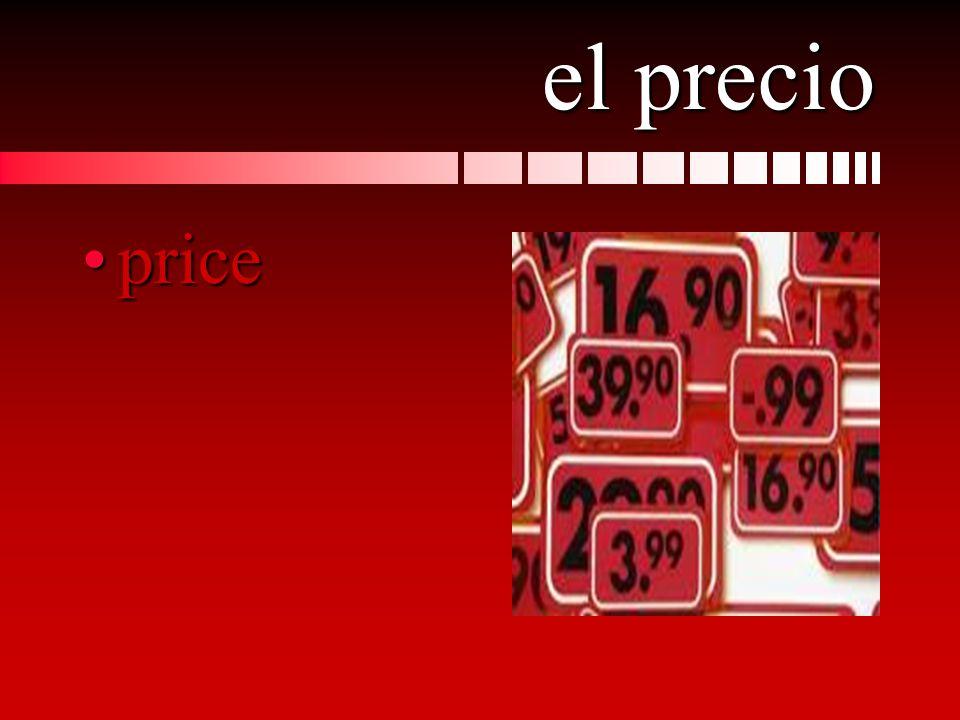 el precio priceprice