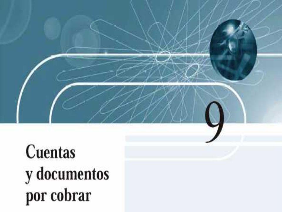 Objetivos: Conozca las principales partidas que integran el rubro de las cuentas por cobrar en una entidad económica.
