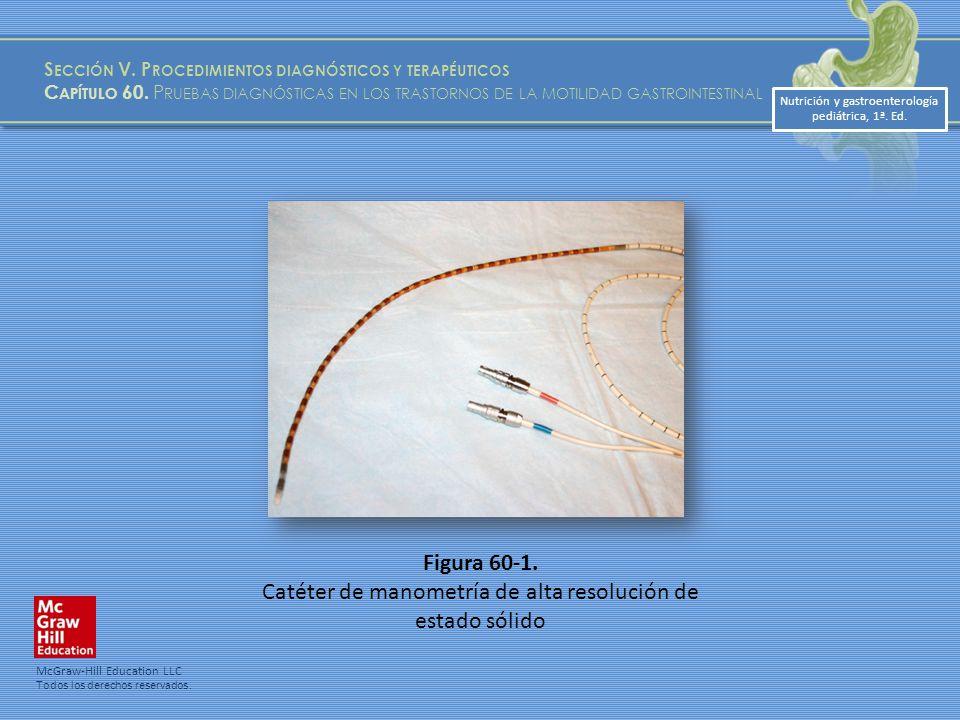Nutrición y gastroenterología pediátrica, 1ª. Ed. S ECCIÓN V. P ROCEDIMIENTOS DIAGNÓSTICOS Y TERAPÉUTICOS C APÍTULO 60. P RUEBAS DIAGNÓSTICAS EN LOS T