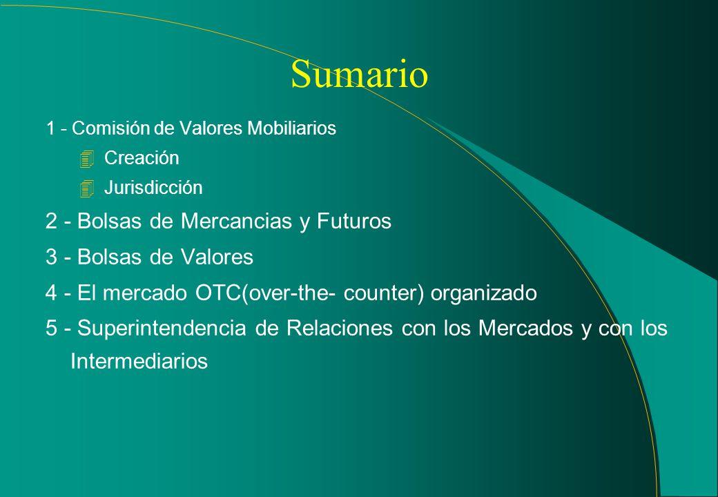 Roberto Sobral Pinto Ribeiro Superintendência de Relações com o Mercado e Intermediários Gerência de Acompanhamento de Mercado e-mail: robertos@cvm.go
