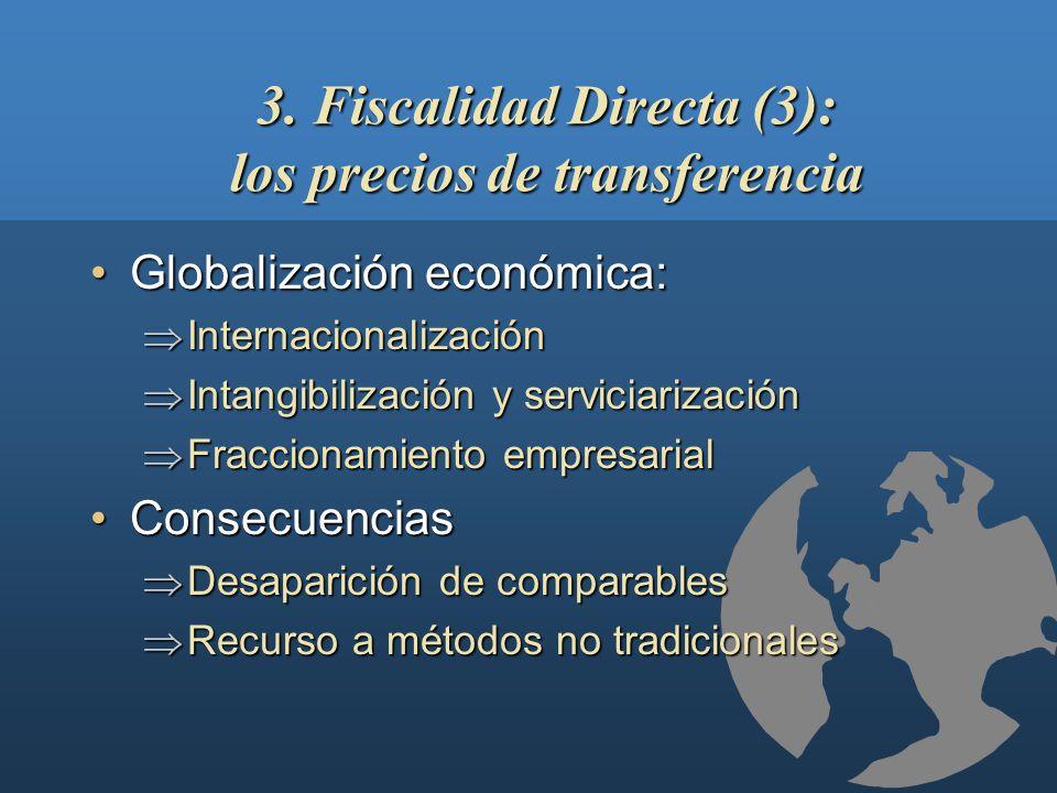 Criterio Fiscalidad internacionalCriterio Fiscalidad internacional Imposición en residencia y limitada en la fuente Imposición en residencia y limitad