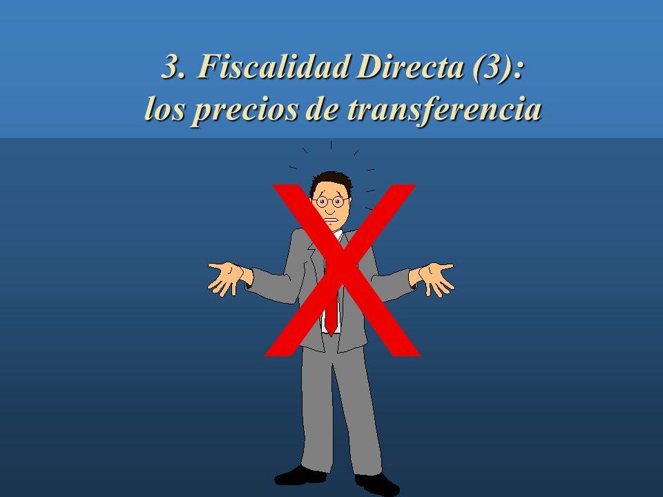 3. Fiscalidad Directa (3): los precios de transferencia Análisis Funcional en el e-businessAnálisis Funcional en el e-business Funciones más relevante