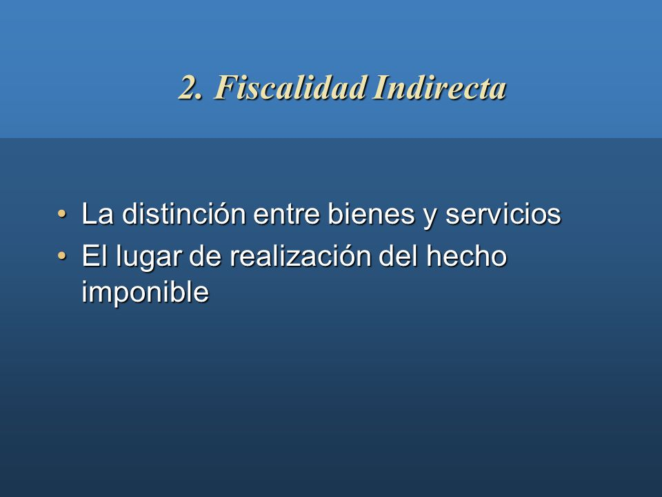 Inmaterialidad 1. El nuevo entorno económico