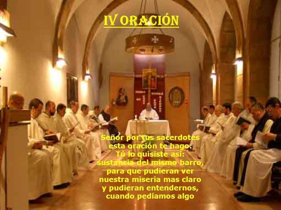 OH gracia sacerdotal divinamente inefable! Misterio que se resume en esta sencilla frase: