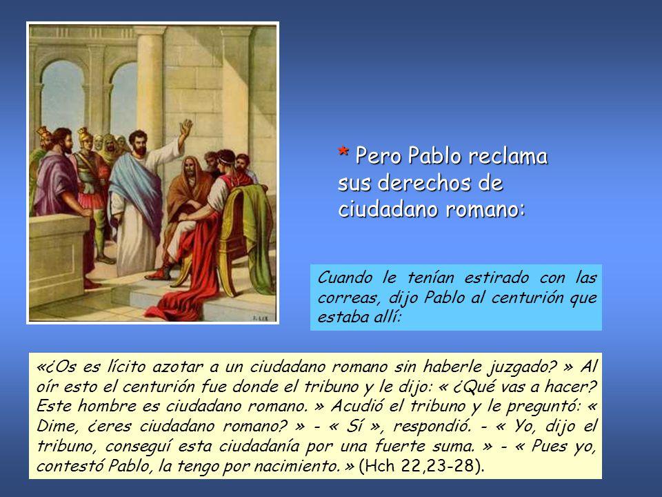 Creía que estaba relacionado con el caso del Mesías egipcio, un zelote-sicario, que recientemente se presentó en el Monte de los Olivos para conquistar Jerusalén, pero fue destruido y dispersado por el procurador romano Antonio Félix.