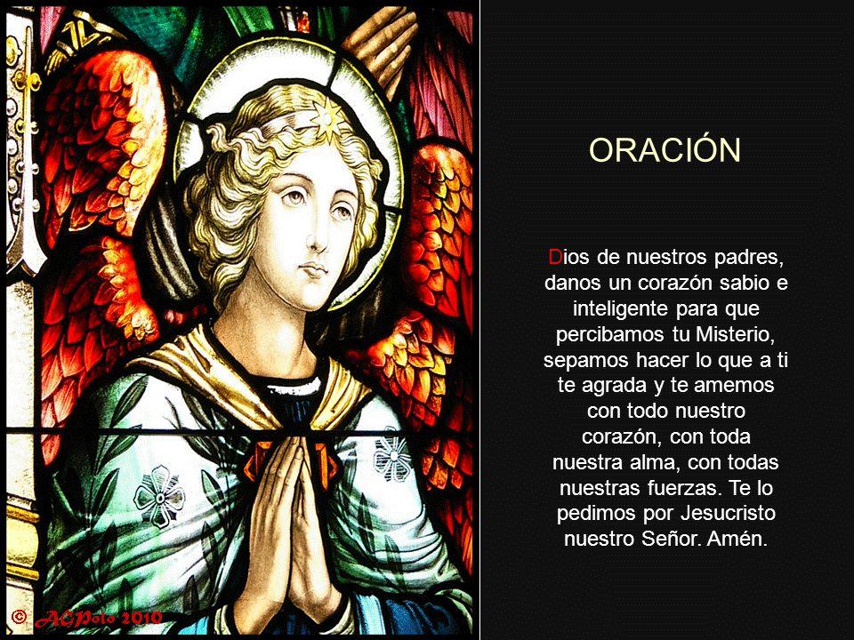 Pidamos, pues, humildemente, con este texto, que el Dios del universo nos salve, que renueve los prodigios y repita los portentos, para que los pueblo