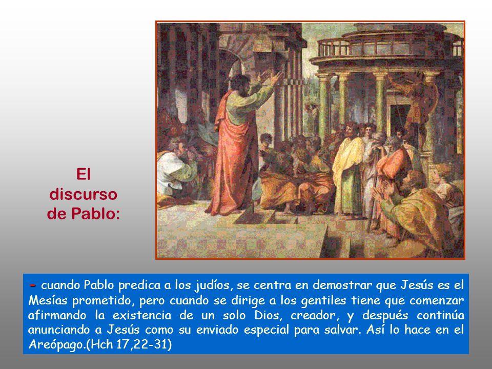 + Le tomaron y le llevaron al Areópago; y le dijeron: « ¿Podemos saber cuál es esa nueva doctrina que tú expones? Pues te oímos decir cosas extrañas y