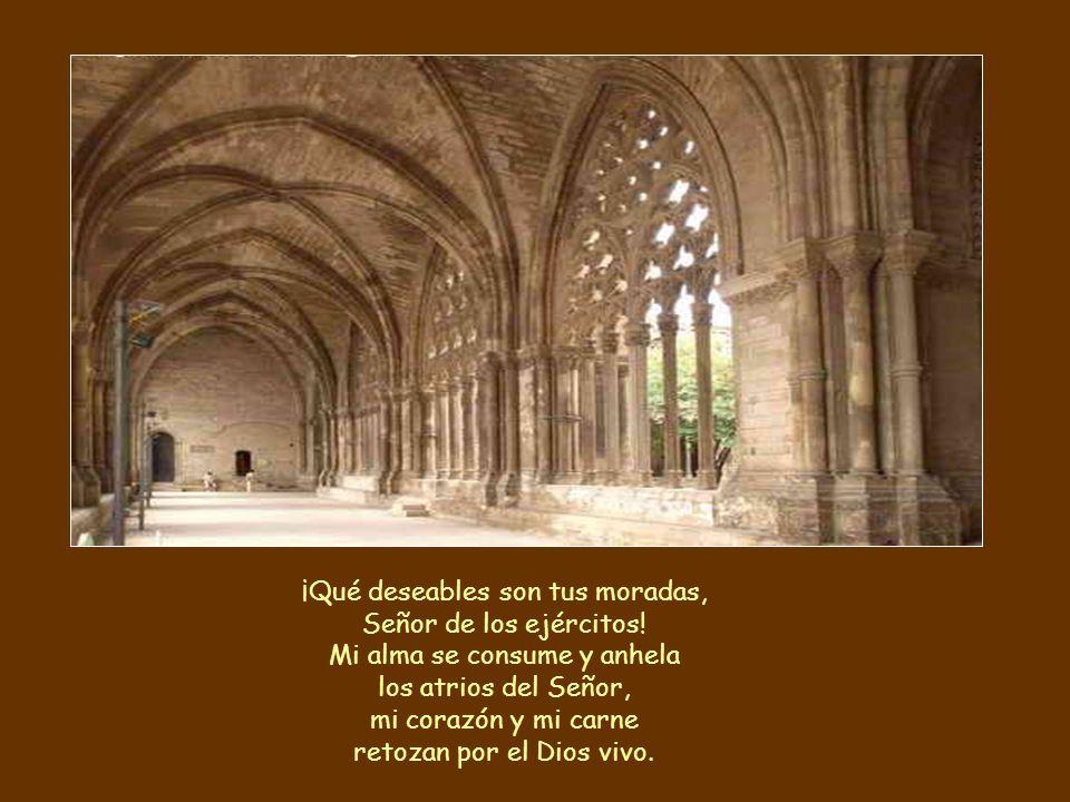 El salmo 83 es un salmo de peregrinación. Celebra la