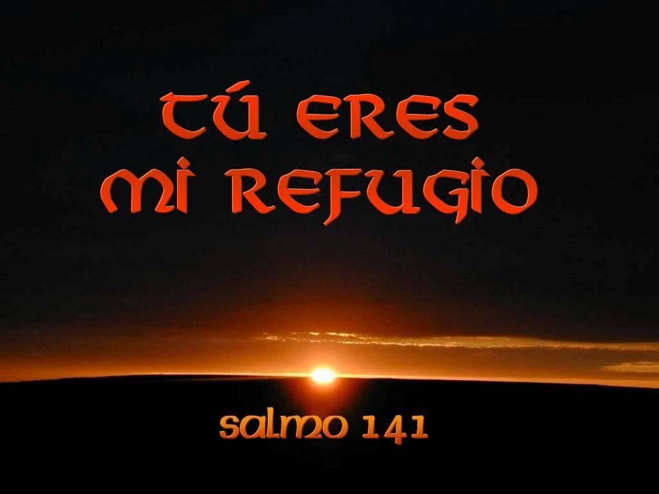 O h Dios, refugio y fortaleza nuestra, ante ti desahogamos nuestros afanes, exponemos nuestra angustia: Mira, Señor, fíjate que no tenemos donde huir si nos faltas Tú.