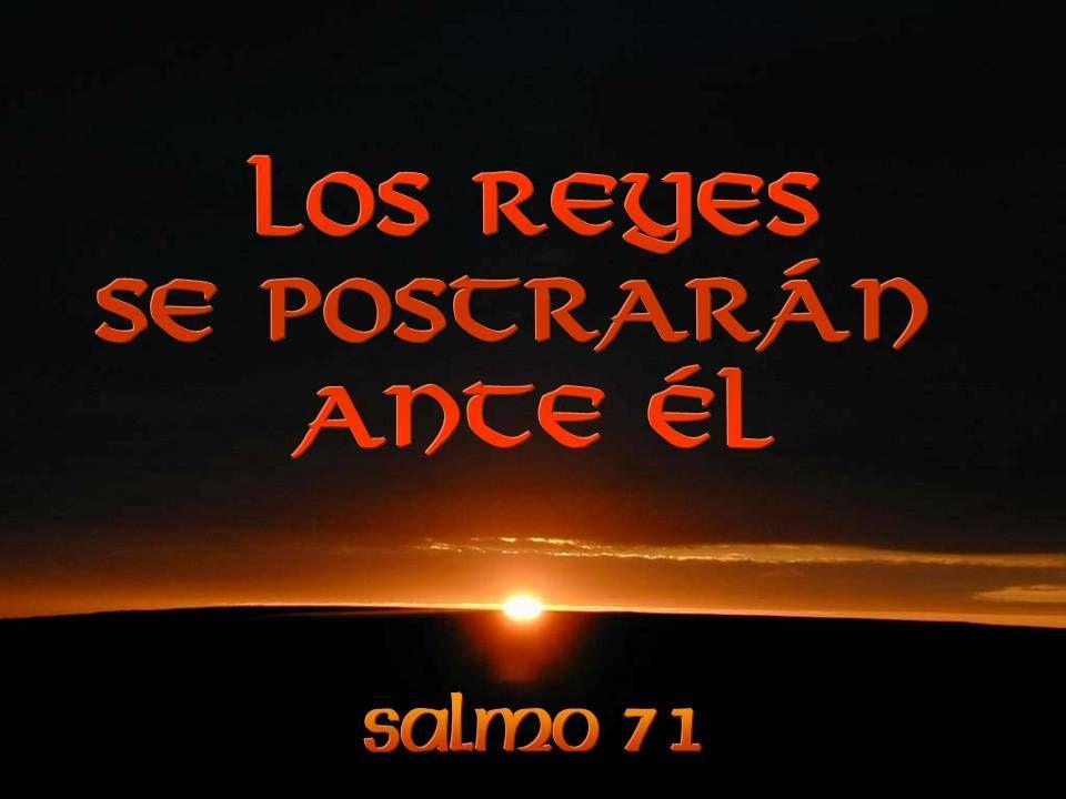 Que viva y que le traigan el oro de Saba, que recen por él continuamente y lo bendigan todo el día.
