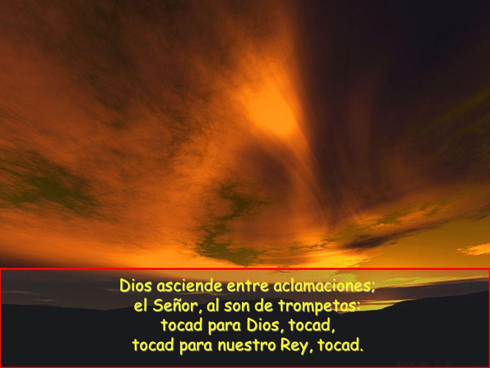 El nos somete los pueblos y nos sojuzga las naciones; El nos escogió por heredad suya: gloria de Jacob, su amado.