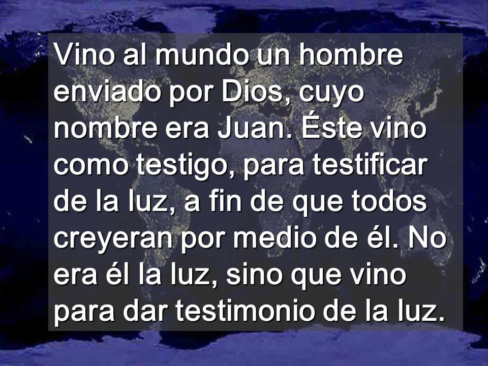 Dios es LUZ y en El no hay oscuridad Si andamos provocando tinieblas, somos mentirosos
